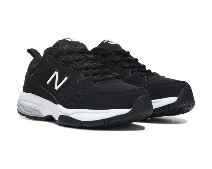 This quality 609 V2 Memory Top Wide Sneaker from New Balance delivers comfort and support for a variety of indoor and outdoor athletic activities.Durable, long-lasting leather upperSoft lining, removable cushioned insole ABZORB® midsole, non-marking rubber outsoleAvailable in narrow, medium and wide width sizes