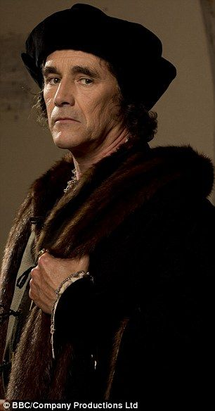 Mark Rylance in Wolf Hall.  Probably one of the best acting performances I have watched on television.