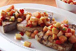 More like this: salsa recipes , grilled swordfish and swordfish .