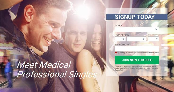 Dating sites for doctors and nurses