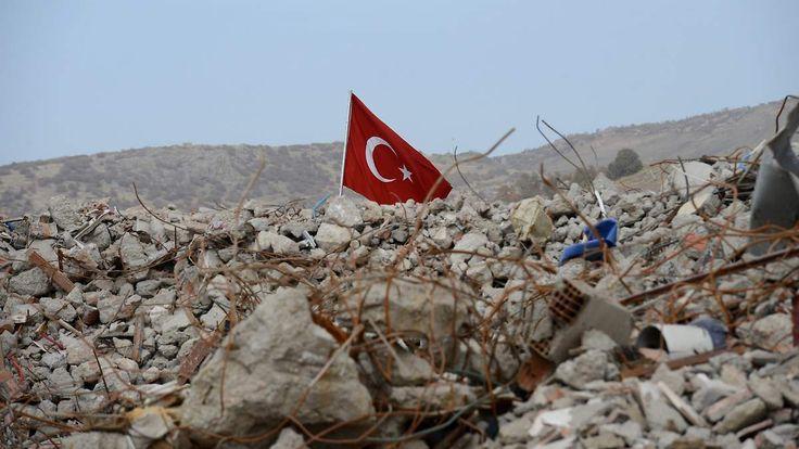 Das missachtete Trümmerfeld: Wie Erdoğan den Südosten der Türkei zerstört