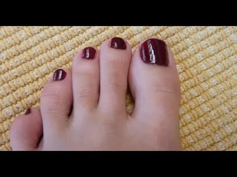 Come fare la pedicure in casa! - YouTube