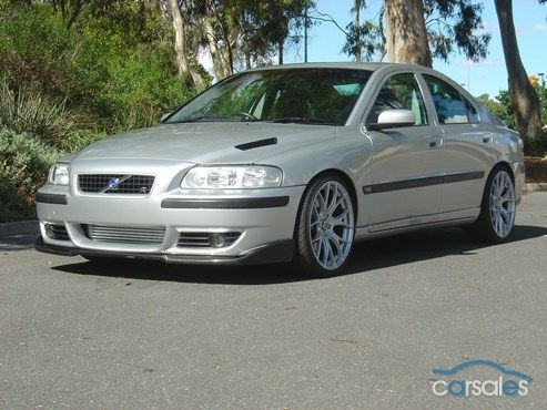 2004 Volvo S60 R MY04