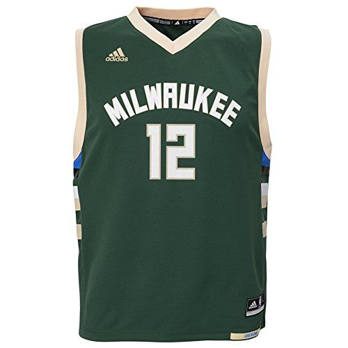 d70c52e8d93 ... NBA Milwaukee Bucks Boys 47 Away Replica Jersey Parker J 12 Medium 56  -- Check Milwaukee Bucks Jersey Oscar Robertson 1 NBA Throwback ...