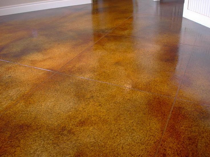 76 best images about cool stuff for the house on pinterest for How to clean acid stain floors