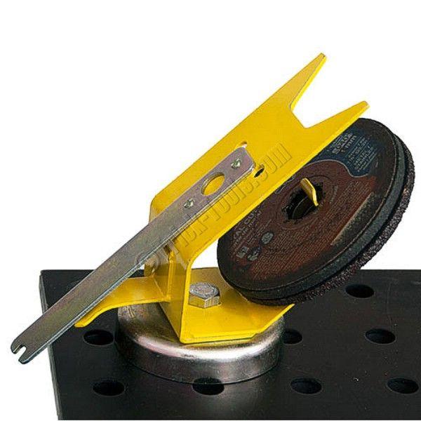Mgh4510 Strong Magnetic Grinder Rest Angle Grinder