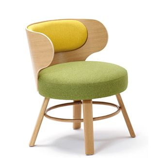 K2 Tub Chair | Furniture Options. Made in Poland, custom upholstered European beech timber armchair.