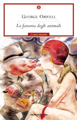 la fattoria degli animali - geroge orwell - Uomini come maiali. E viceversa.