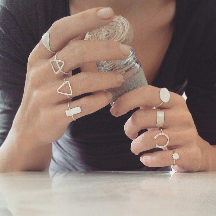 ○ rings