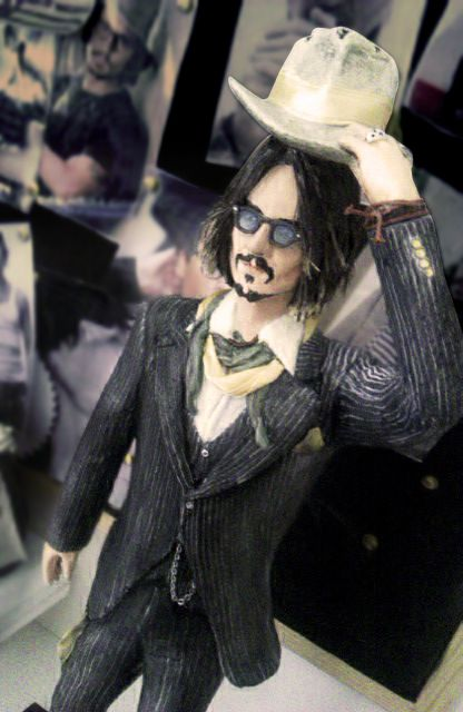 Johnny Depp - Action figure