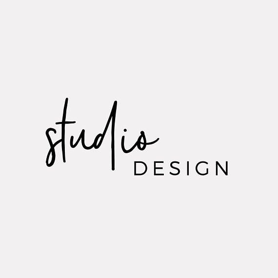 Premade Logo, Blog Header, Business Logo, Website Logo, Logo Design, Brand Design, Blog Logo, Feminine Logo, Branding, Photography Logo