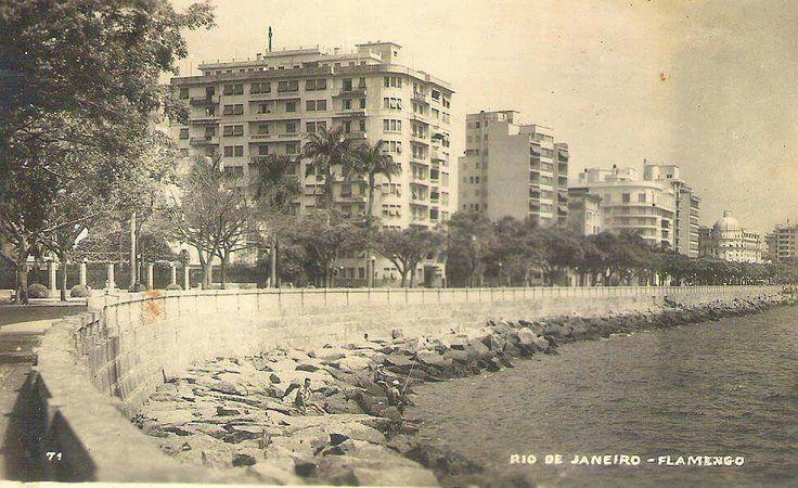 Praia do Flamengo 1944