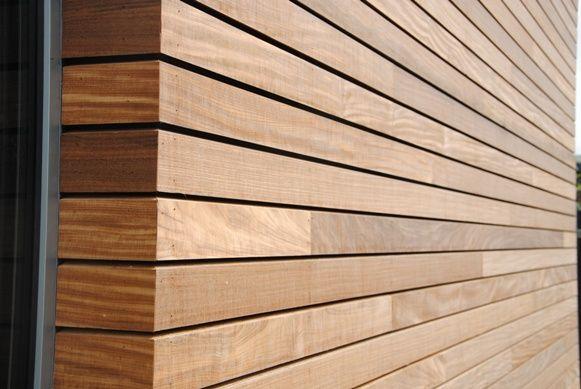 25 beste idee n over houten gevelbekleding op pinterest hout architectuur - Latwerk houten ...