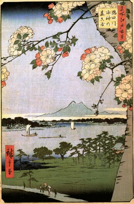 Utagawa Hiroshige (1797 - 1858)