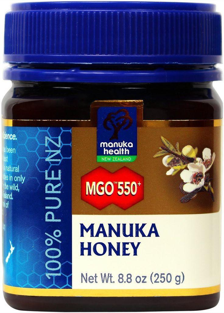 günstig BIO Manuka Honig 550MGO+ (500g) original New Zealand MGO™ günstig online bestellen