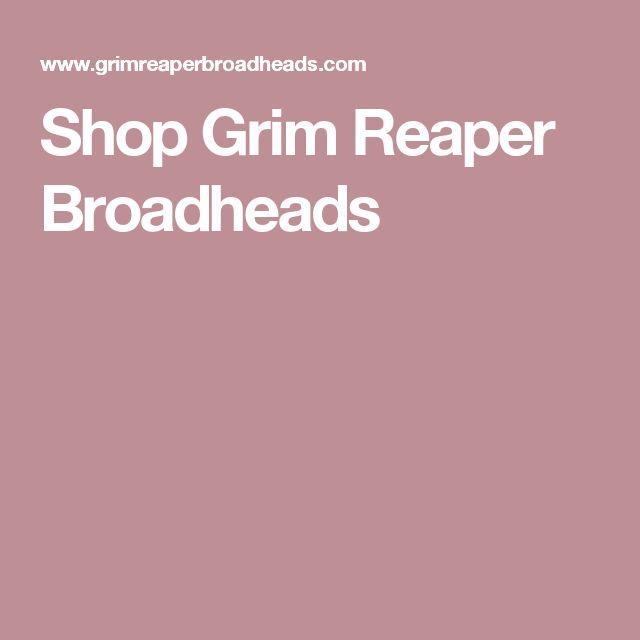 Shop Grim Reaper Broadheads
