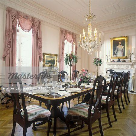 17 best images about home decorating ideas on pinterest for Queen anne dining room