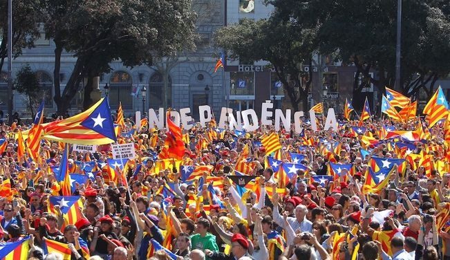 Freedom for Catalonia