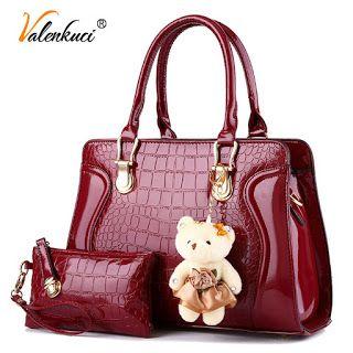 Valenkuci designer handbag high qulilty fashion women handbag top-handle bag vintage tote bags women crossbody bag ladies SD-617 (32715417976)  SEE MORE  #SuperDeals
