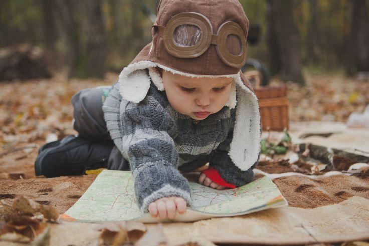 Baby aviator