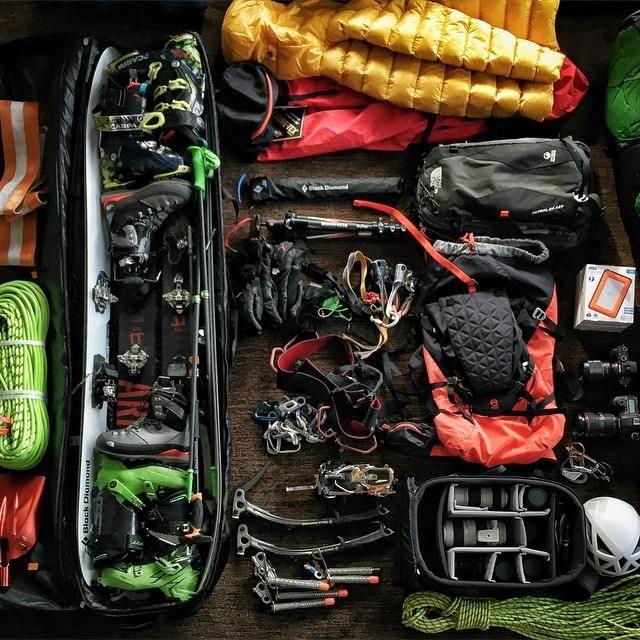 17 Best ideas about Mountain Climbing Gear on Pinterest ...