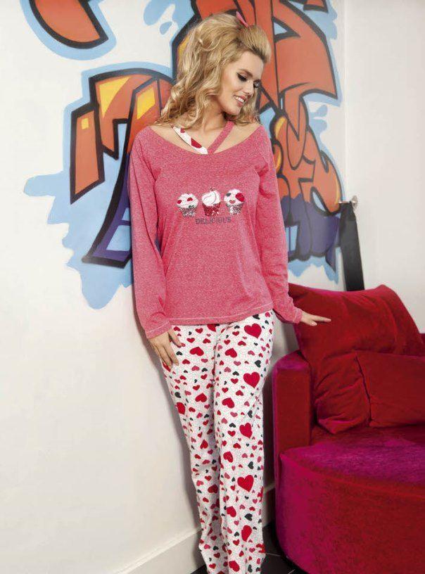 Anıt, Bayan #PijamaTakımı 5056  59.90 TL,  Anıt #BayanPijama & #BayanTayt, 2014/15 Sonbahar-Kış Koleksiyonu http://www.camasirim.com/c/pijama-takimi-24?specs=2775