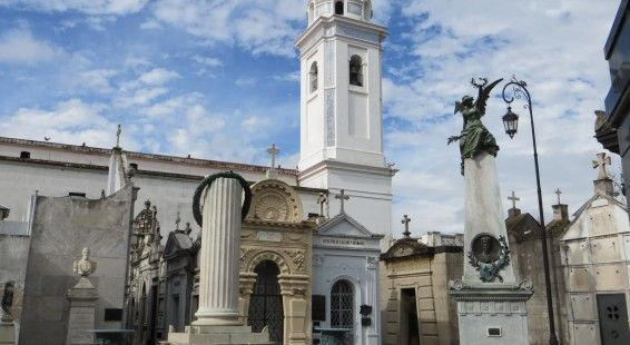 """Pic of the Week"", December 5, 2014:  Recoleta Cemetery, Buenos Aires"
