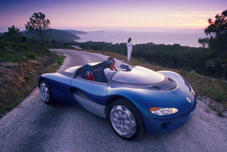 concept Renault Laguna 1990