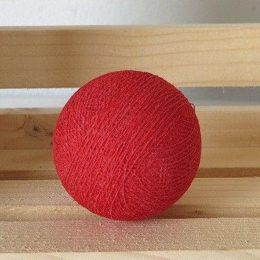 Räväkälle punaista valopalloa!  http://www.valopallot.fi/product/103/valopallo-punainen-5-kpl