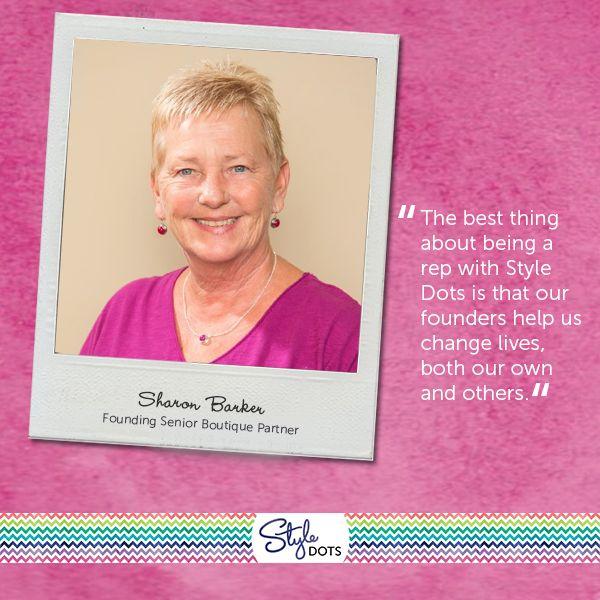 Meet our BP Sharon Barker!