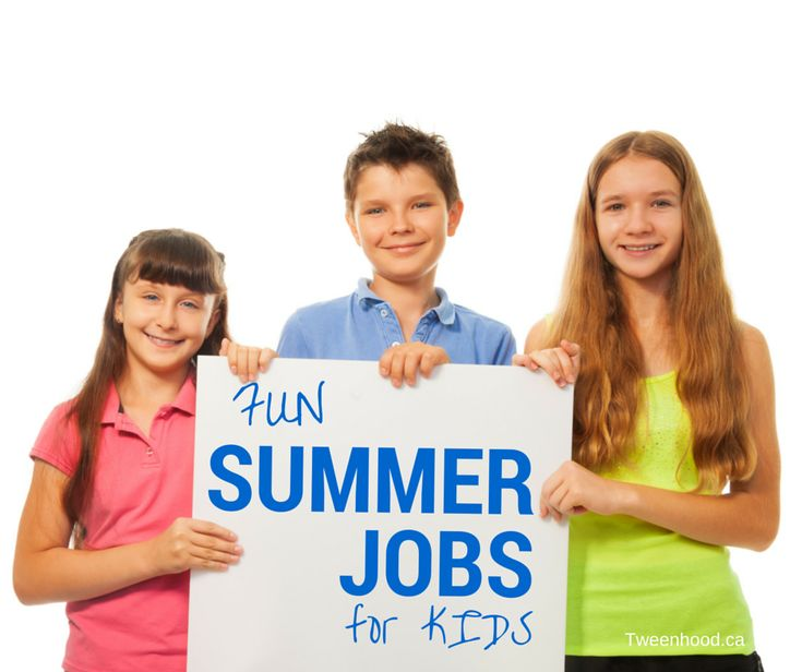 Need something to keep your tween busy this summer? Check out this list of fun business ideas and summer jobs for kids.