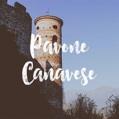 O vilarejo de Pavone Canavese no Piemonte parece ter parado no tempo mas abriga um castelo belíssimo no topo da cidade. Confira as fotos!