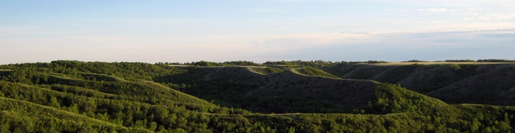 Qu'Appelle River Valley - Nature Conservancy Canada site