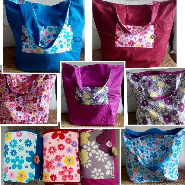 Folding grocery bag, tas belanja lipat