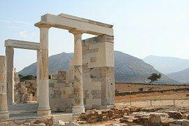 Rodas, Columnas, Grecia