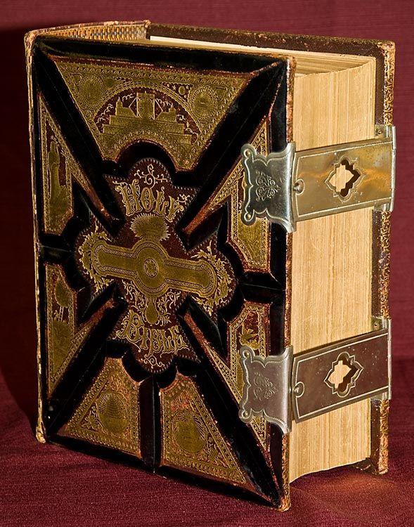 Family Bible. 1892