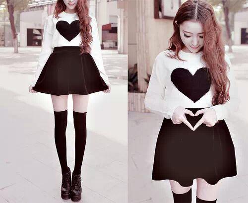 Ulzzang Fashion Korean Style Pinterest