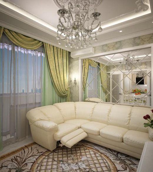 Дизайн гостиной. Гостиная
