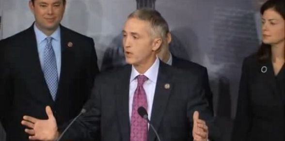 """BREAKING: """"Select Committee"""" Benghazi Investigation Officially Launches"""