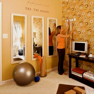 62 best home gym ideas images on pinterest  garage gym