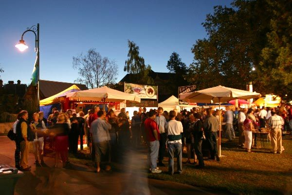 Festivale Competition - win tickets to Tasmania's premier food and wine festival in Launceston. Photo supplied by Festivale committee; article for think-tasmania.com #Tasmania #wine #festival #Launceston