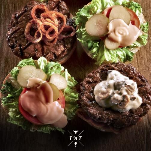 You haven't had #burgers until you have tried Turn n Tender's #burgers. #food #GreatBurgers