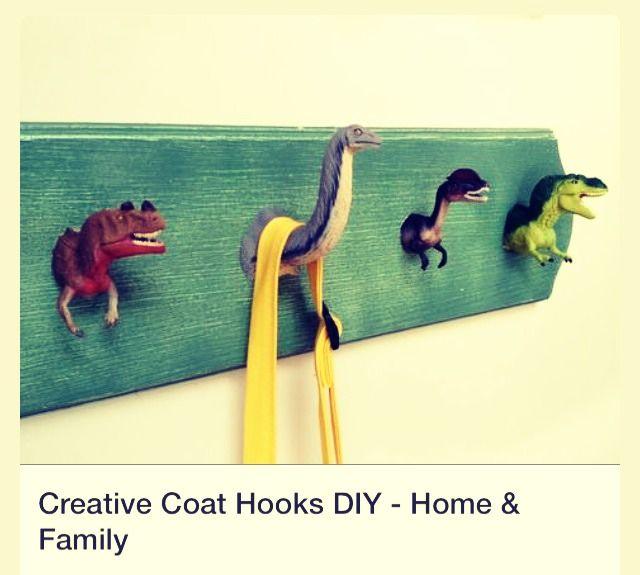 Diy Toy Hooks