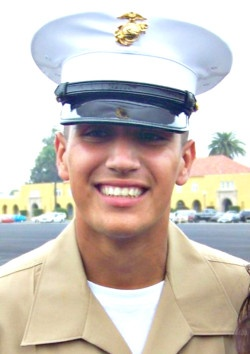 Marine Cpl. Richard A. Rivera, Jr., 20, of Ventura, California. Died August 10…