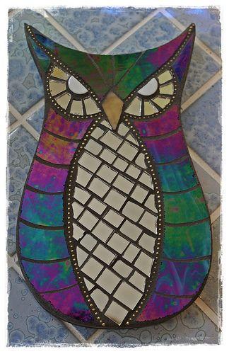 Mosaic Owl | Flickr - Photo Sharing!