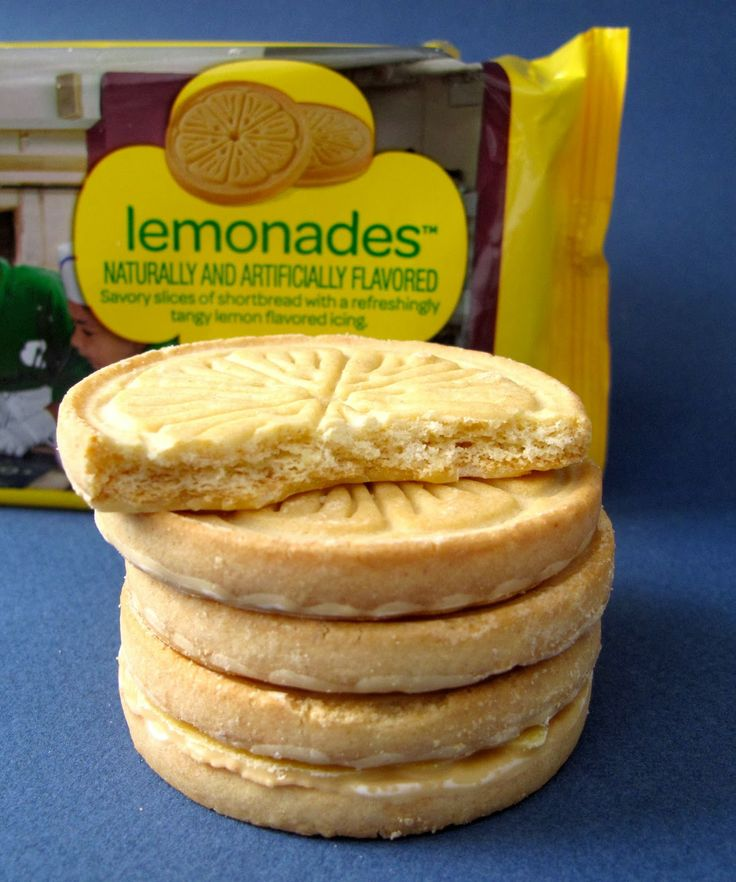 Vegan Girl Scout Cookies 2014: Lemonades.