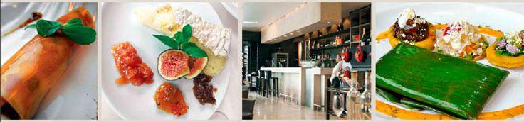 Restaurante Teppan Grill. La primera impresión es la de estar en un restaurante de Las Vegas.  #foodandtravelmx #restaurante