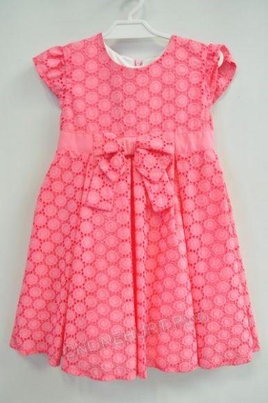 Sukienka dziewczęca Happy Summer  _A12 (98-140)