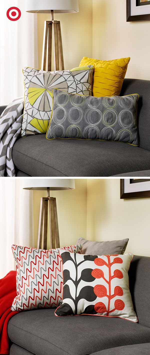 1000+ images about Decorative Pillows Category on Pinterest Something new, Living room sofa ...