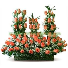 Resultado de imagem para arreglos de flores exoticas grandes